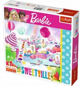 Настольная игра Trefl 'Барби. Сладкая жизнь' (01674)