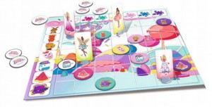 фото Настольная игра Trefl 'Барби. Сладкая жизнь' (01674) #3