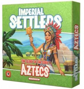 Настольная игра Звезда 'Поселенцы. Ацтеки' (Imperial Settlers: Aztecs) (8964)