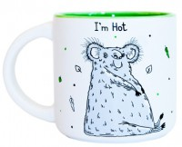 Подарок Чашка 'I'm hot' 350 мл (PDP3406)