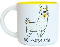 Подарок Чашка 'No Prob-Lama' 350 мл (PDP3410)