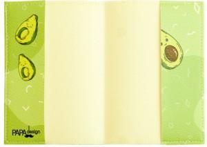 фото Обложка для паспорта 'Авокадо' (PDK2315) #2