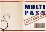 фото Обложка для паспорта 'Multipass' (PDK2309) #3