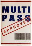 Подарок Обложка для паспорта 'Multipass' (PDK2309)
