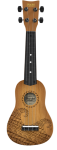 Гитара укулеле First Act Discovery Teak Tribal Wave (FG4128)
