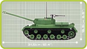 фото Конструктор COBI 'Танк ИС-3', 590 деталей (COBI-2492) #3