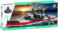 Конструктор COBI World Of Warships 'Корабль Его Величества Линкор 'Уорспайт', 1400 деталей (COBI-3082)