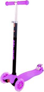 Самокат GO Travel Maxi, фиолетовый (SKVL306)