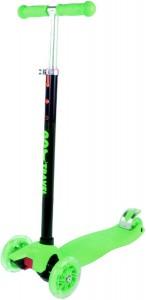 Самокат GO Travel Maxi, зеленый (SKGR306)