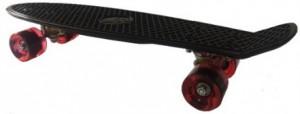 Доска для катания GO Travel Черно-красная (LS-P2206BRT)