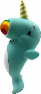 Стреляющая зверушка Squeeze Popper рыбка (54358)