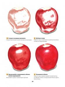 фото страниц Рисуем реалистичные картины цветными карандашами. Пошаговые уроки. Школа художника #6