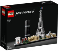 Конструктор LEGO Architecture 'Париж' (21044)