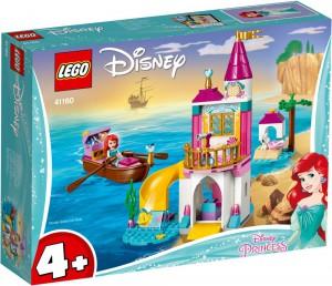 Конструктор LEGO Disney Princess 'Морской замок Ариэль' (41160)