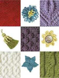фото страниц 750 узоров для вязания на спицах: Уникальная коллекция для мастеров и ценителей #2
