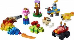 фото Конструктор LEGO Classic 'Базовый набор кубиков '(11002) #5