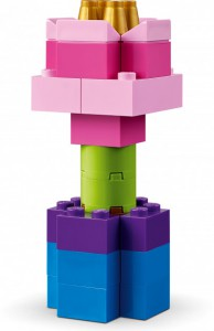 фото Конструктор LEGO Classic 'Базовый набор кубиков '(11002) #2