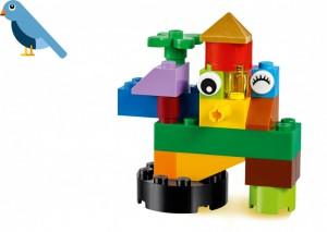 фото Конструктор LEGO Classic 'Базовый набор кубиков '(11002) #8