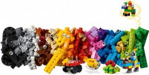 фото Конструктор LEGO Classic 'Базовый набор кубиков '(11002) #6