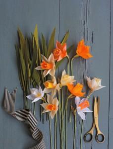 фото страниц Всем цветы! Роскошные цветочные композиции из бумаги. Практическое руководство для начинающих #6