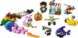 фото Конструктор LEGO Classic 'Кубики и глазки '(11003) #6
