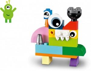 фото Конструктор LEGO Classic 'Кубики и глазки '(11003) #7