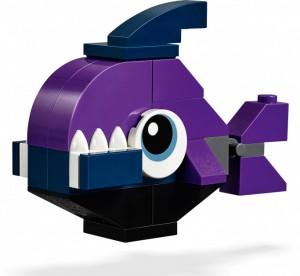 фото Конструктор LEGO Classic 'Кубики и глазки '(11003) #3