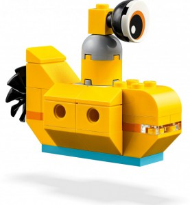 фото Конструктор LEGO Classic 'Кубики и глазки '(11003) #2