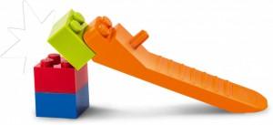 фото Конструктор LEGO Classic 'Кубики и глазки '(11003) #9