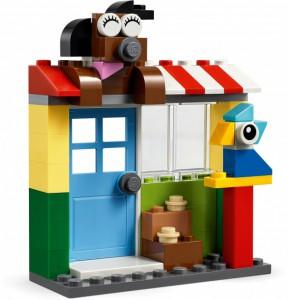 фото Конструктор LEGO Classic 'Кубики и глазки '(11003) #5