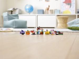 фото Конструктор LEGO Classic 'Кубики и глазки '(11003) #13