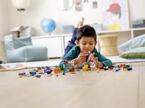 фото Конструктор LEGO Classic 'Кубики и глазки '(11003) #14