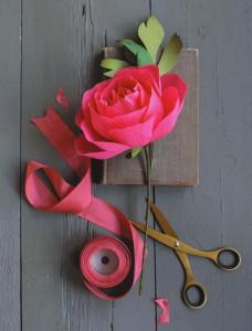 фото страниц Всем цветы! Роскошные цветочные композиции из бумаги. Практическое руководство для начинающих #10