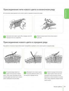 фото страниц 750 узоров для вязания на спицах: Уникальная коллекция для мастеров и ценителей #15