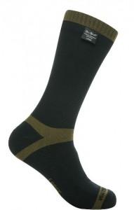 Водонепроницаемые носки Dexshell Trekking Green (DS636S)