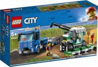 Конструктор Lego City 'Транспортировщик для комбайнов '(60223)