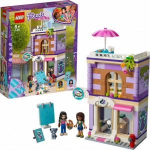 фото Конструктор Lego Friends 'Художественная студия Эммы '(41365) #8