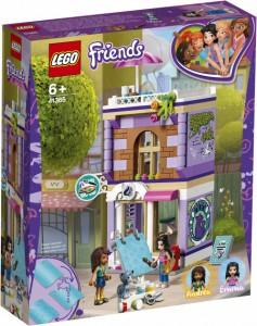 Конструктор Lego Friends 'Художественная студия Эммы '(41365)