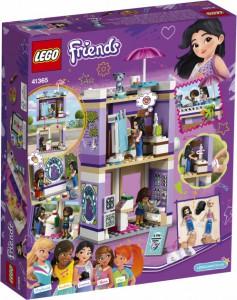 фото Конструктор Lego Friends 'Художественная студия Эммы '(41365) #9