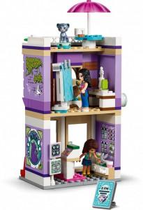 фото Конструктор Lego Friends 'Художественная студия Эммы '(41365) #6