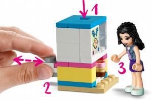 фото Конструктор Lego Friends 'Кондитерская Оливии '(41366) #7