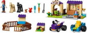 фото Конструктор Lego Friends 'Конюшня для лошадки Мии '(41361) #3