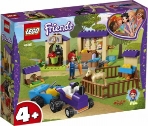 Конструктор Lego Friends 'Конюшня для лошадки Мии '(41361)