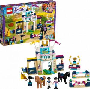 фото Конструктор Lego Friends 'Стефани на скачках' (41367) #9