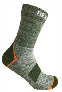 Водонепроницаемые носки DexShell Terrain Walking Ankle Socks (DS848HPGL)