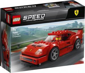 Конструктор LEGO Speed Champions' Автомобиль Ferrari F40 Competizione' (75890)