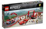 Конструктор LEGO Speed Champions' Гараж Ferrari '(75889)