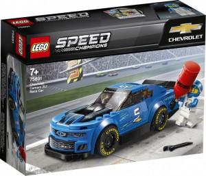 Конструктор LEGO Speed Champions' Гоночный автомобиль Chevrolet Camaro ZL1' (75891)