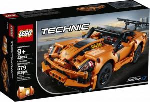 Конструктор Lego Technic 'Chevrolet Corvette ZR1' (42093)