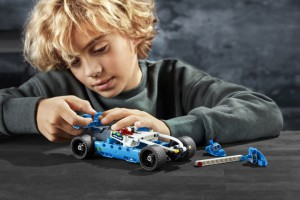 фото Конструктор Lego Technic 'Полицейская погоня '(42091) #6
